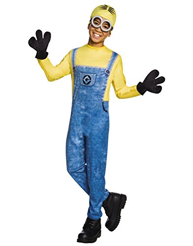 Rubie's Costume Despicable Me 3 Child's Dave Minion Costume, Multicolor, -