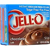 Jell-O Sugar Free Chocolate Pudding 39g