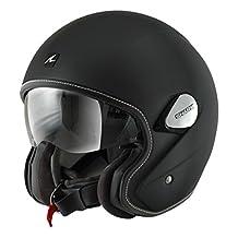 Shark Heritage Helmet (Matte Black, Large)