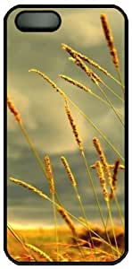 Cat's Tail Grass View Theme Iphone 5 5S Case wangjiang maoyi