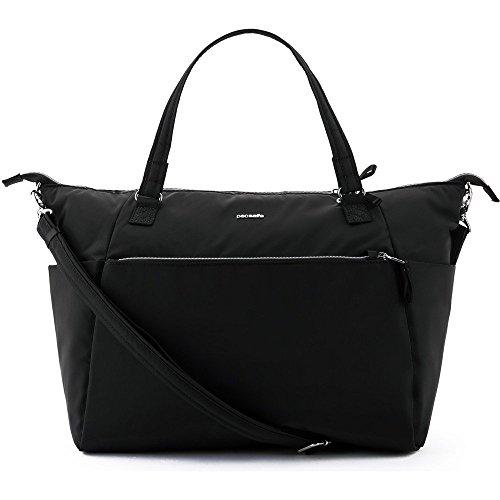 Pacsafe Womens Stylesafe Anti-Theft Tote Black One Size