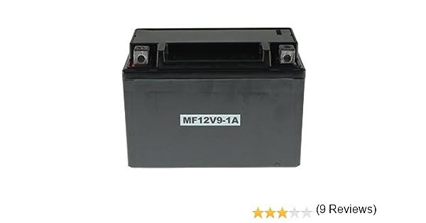 Bateria gel moto mtx9a ytx9 bs gel amazon coche y moto fandeluxe Choice Image