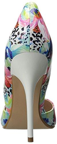 Zapatos Pink varcityy Tacón de para Mujer Madden Multi Steve qgxvPOO