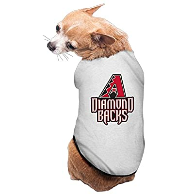 Arizona Diamondbacks Team Logo The New Pet Clothes For Dog Cat Puppy Hoodies Dog Shirt