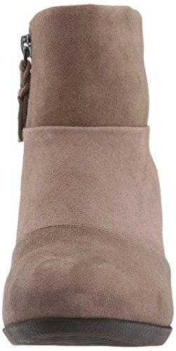 Women's US Taupe Ankle Dark Taupe W Dark SoftWalk 6 5 Inspire Bootie 1qUxAz6w