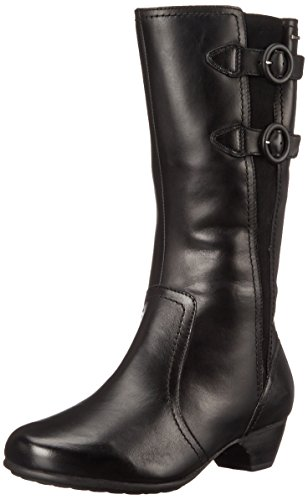 Aravon Women's Pauline-AR Boot,Black,8.5 2E US by Aravon By New Balance