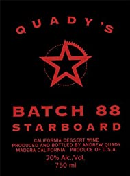 NV Quady Batch 88 Starboard Blend - Red 750ML