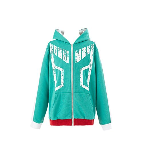 Anime Boku No Hero Academia My Hero Academia Midoriya Izuku Cosplay Jacket Costume Sweater