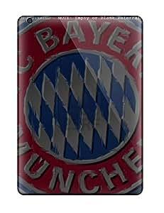 Perfect Fit PDcQinr18101KJtJK Bayern Munchen Fc Logo Case For Ipad - Air