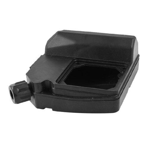 DealMux Black Plastic Shell Electric Circuit Connect Junction Box 5.1 x 4.9 by DealMux