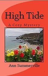 High Tide: A Cozy Mystery (Lowenna Series Book 2)