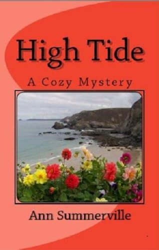 High Tide: A Cozy Mystery (Lowenna Series Book 2)