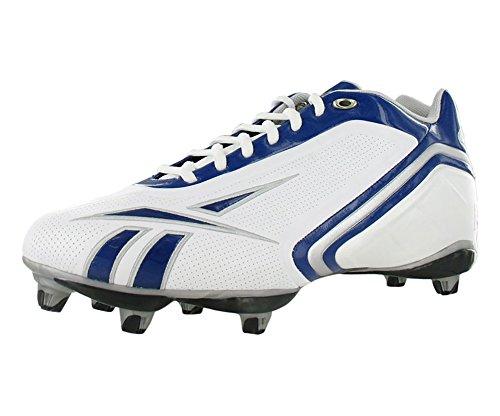 Reebok Pro Electrify Ii Sd3 Fb Zapatillas De Fútbol Para Hombre Blanco / Oscuro Royal