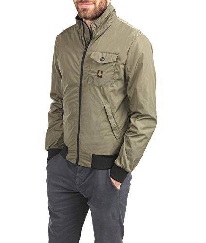 Refrigiwear Captain Hombre Jacket Verde para Militar Chaqueta AAwqCr