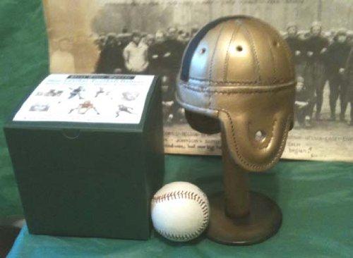 Mini Army Leather Football Helmet (Army Mini Helmet)