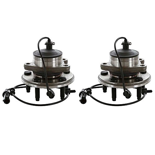 Prime Choice Auto Parts HB613171PR Front Hub Bearing Assembly Pair by Prime Choice Auto Parts