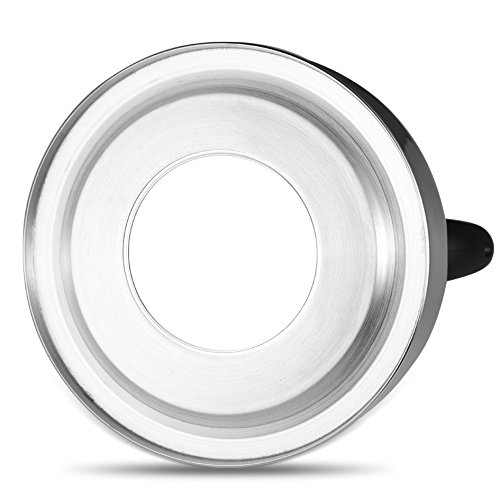 Homeinart Whistling Tea Kettle Stainless Tea Kettles Stovetop 2.6 QT by Homeinart (Image #6)