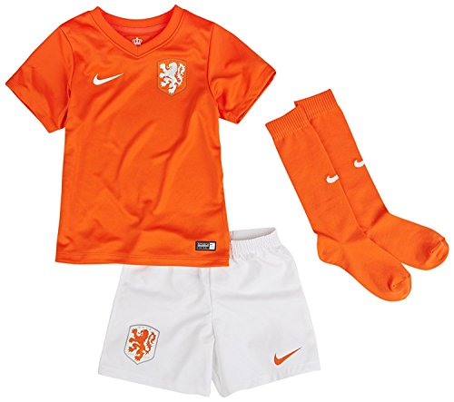 Nike Holland World Cup - NIKE 2014-15 Holland Home World Cup Mini Kit