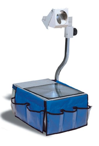 Pacon Overhead Projector Caddy, 12″X7.5″ Each Side, Blue