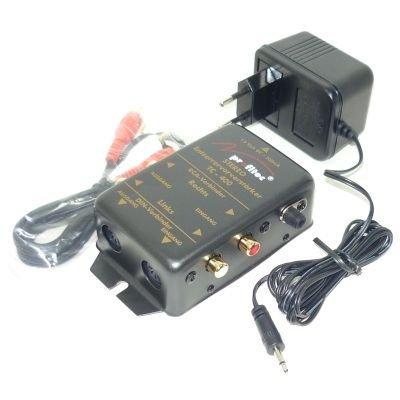 Schema Collegamento Equalizzatore Amplificatore : Preamplificatore phono tc con costruito in equalizzazione riaa