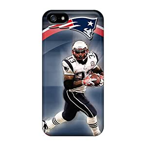 New Cute Funny New England Patriots Case Cover/ Iphone 5/5s Case Cover