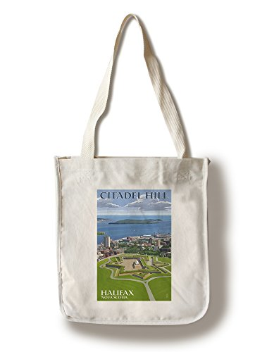 Halifax, Nova Scotia - Citadel Hill (100% Cotton Tote Bag - - Citadel Shopping