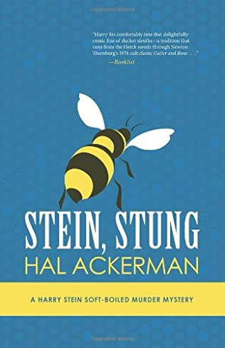 book cover of Stein, Stung