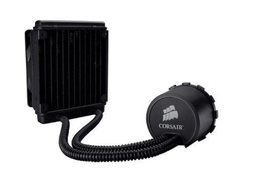 Corsair Cooling Hydro Series H50 All in One High-performance CPU Cooler CWCH50-1 by Corsair