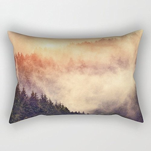 Mountians Forest Cushion Covers ,best For Home Theater,kids Boys,floor,wedding,him,shop 20 X 30 Inches / 50 By 75 Cm(twin (Mrs Marvel Costume)