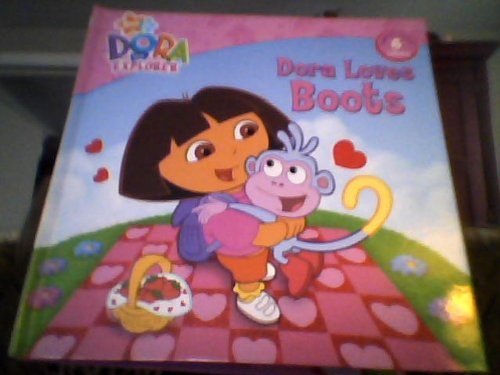 Download Dora Loves Boots (#6 Let's Go Learn!Library) pdf epub