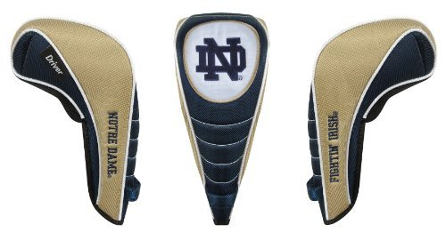 Notre Dame Fighting Irish Shaft Gripper Driver Headcover by Team Effort