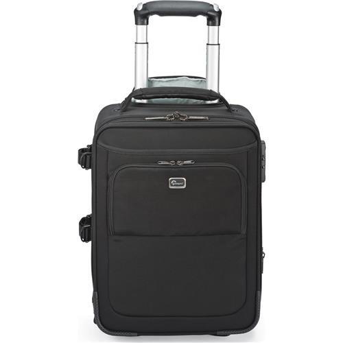 Lowepro Pro Roller x100 AW Digital SLR Camera Bag/Backpack Case with Wheels (Black) by Lowepro