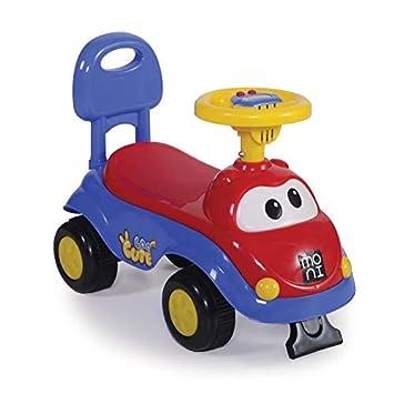Moni Coche resbaladizo, Zapatilla Dream Car con Respaldo ...