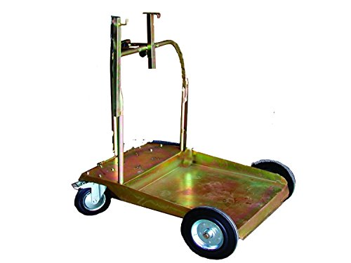National Spencer 4-wheeled Cart for 55 Gallon Drums 148
