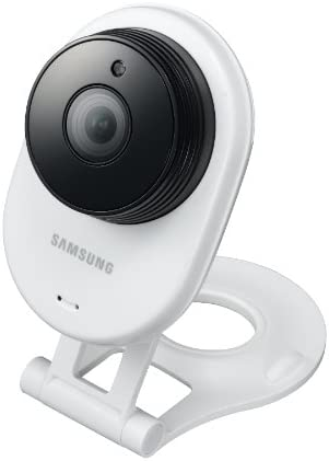 Samsung SNH-E6413BMR SmartCam HD WiFi IP Camera with 16GB microSD Card Bundle Quad Pack Renewed