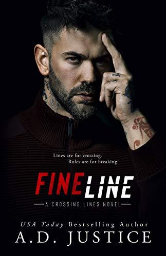 - Fine Line (Crossing Lines Book 1)