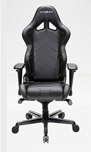 Dxracer Gaming Stuhl Oh Rv131 N R Serie Schwarz Das Original Von