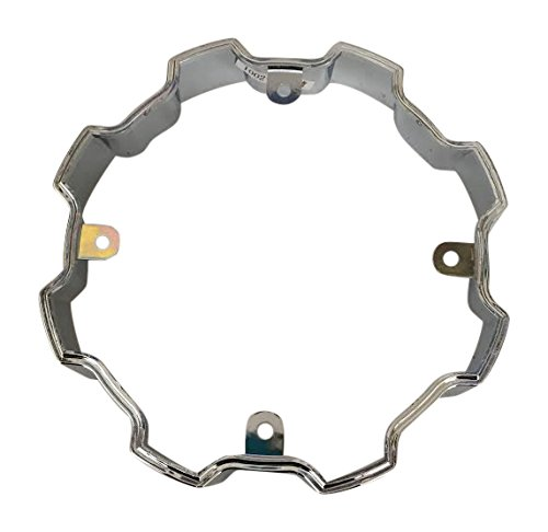 Fuel Offroad 1002-57 Chrome Wheel Spacer Fuel Offroad Wheels