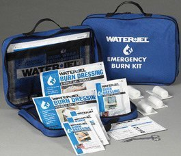 Water-Jel ?Large Soft-Sided Burn Kit With Blanket - Water-Jel ?Large Soft-Sided Burn Kit With Blanket - EBK2-3 by Water-Jel Technologies