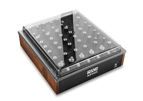 Rotary Dj Mixer - Decksaver DS-PC-MP2015  Protective Cover for Rane MP-2015