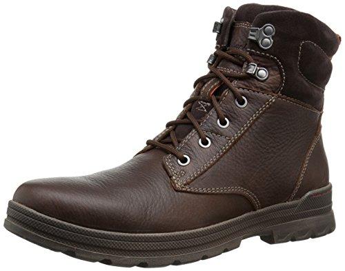 Clarks Men's Ryerson Rise Winter Boot, Brown Tumble, 8.5 M U