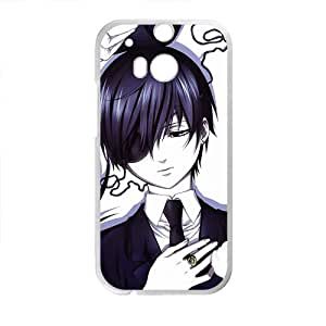SKULL Death note Cell Phone Case for HTC One M8