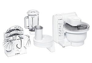 Bosch Küchenmaschine MUM 4830 \'Multi-motion-drive\' 600 Watt weiß ...