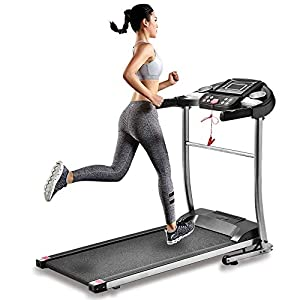 Well-Being-Matters 41aadHjtpTL._SS300_ ASDFGH Easy to Assemble Treadmill Folding Electric Treadmill, Household Type