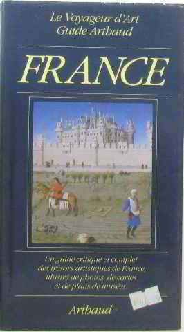 Le voyageur d'art en France -