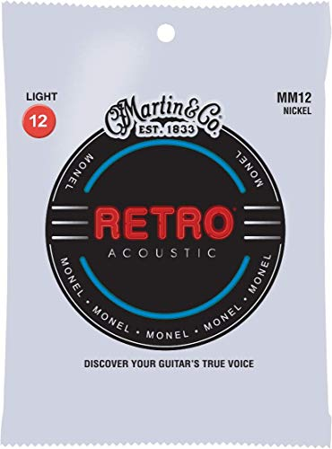 Martin Acoustic Guitar Strings (MM12)
