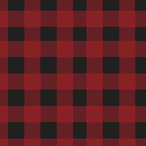 Buffalo Plaid Gift Envelope Wrap for Calendars or Vinyl