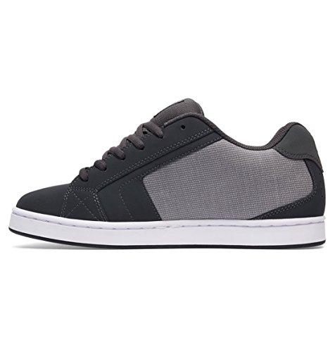 Se Ash Para Zapatillas Grey Dc Hombre Net Wpq1nWxwH