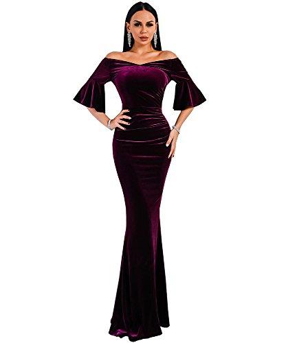 Corte Sera Maniche Purple Vestito Donna Missord wCqtFAaW