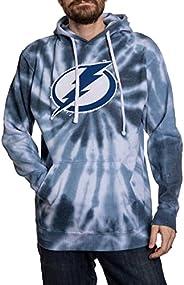Calhoun NHL Surf & Skate Unisex Spiral Tie Dye Ultra-Soft Pullover Hoodie – The Sunset Collec
